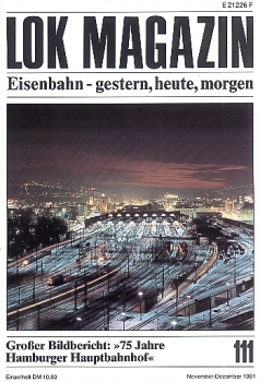 Lok Magazin 111 · Nov./Dez. 1981