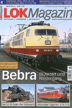 Lok Magazin 391 · April 2014