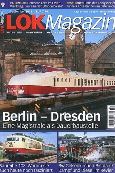 Lok Magazin 396 · Sept. 2014