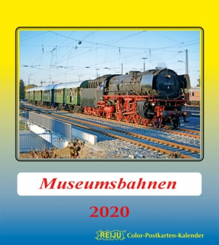Museumsbahnen 2020