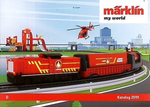 Märklin my world - Katalog 2019
