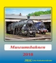 Museumsbahnen 2018